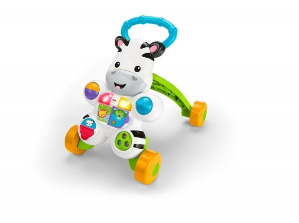 Fisher-Price Learn with Me Zebra Walker-0