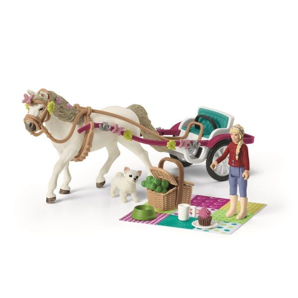 Schleich Small carriage for the big horse show 42467-0
