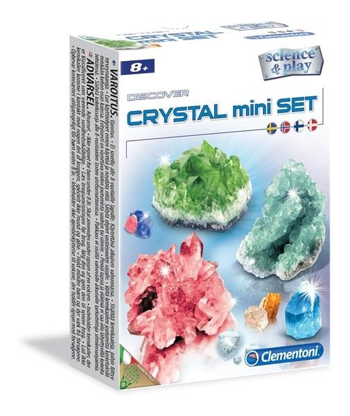 Clementoni, My First Discovery - CHRYSTALS -0