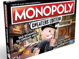 Monopol Cheaters Edition (SE)-0