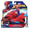Spider-Man 6 Inch Figure With Vehicle-0