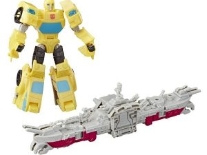 Transformers Cyberverse Spark Armor Bumblebee-0