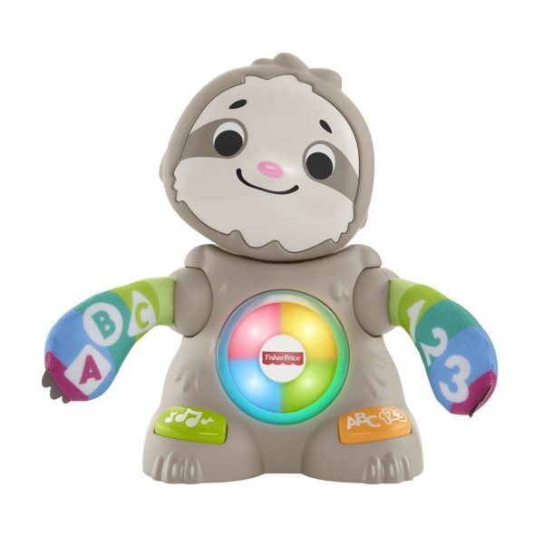 Fisher-Price Linkimals Smooth Moves Sloth - SE-0