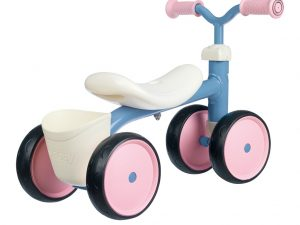 Springcykel, Smoby Rookie rosa/blå-0