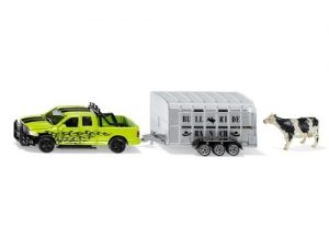 Dodge Ram 1500, med Djurtransport 1:50-0