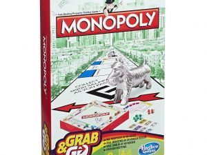 Monopoly Grab And Go/ Travel -0