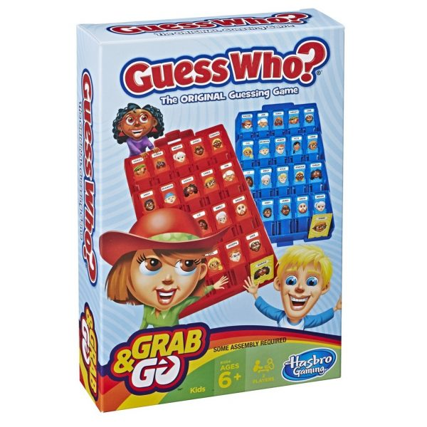 Guess Who Grab And Go/Travel -0