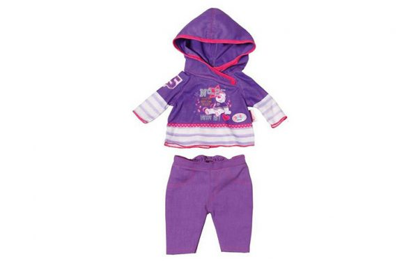 Baby Born, Zapf Creation, Casual Outfits, Björn-0