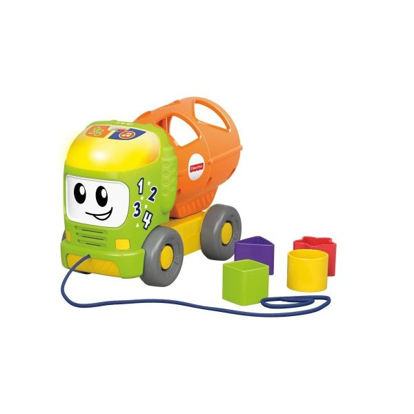 Fisher-Price Sort & Spill Learning Truck-0