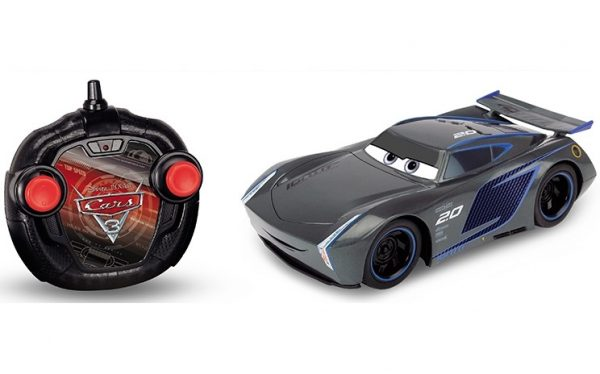 Disney Cars 3, RC Turbo Racer, Jackson Storm-0
