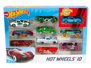 Hot Wheels 10-Pack-0