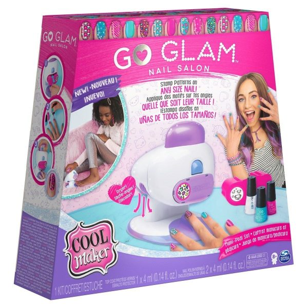 Cool Maker Go Glam Deluxe Nail Stamper-0