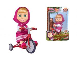 Masha, Original Tricycle Fun-0