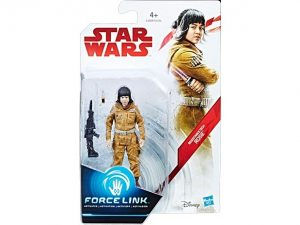 STAR WARS VIII Force Link-figur, Resistance Tech Rose-0